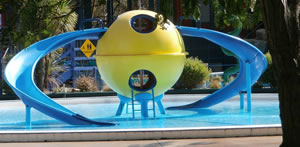 Waterpark in Canberra