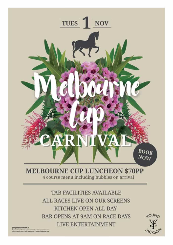 Melbourne Cup Day Lunch Eve And After Party Events In