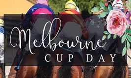 Melbourne Cup Day Sweeps at the Wharf