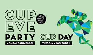 Cup Weekend & Cup Eve Party at Temperance Hotel